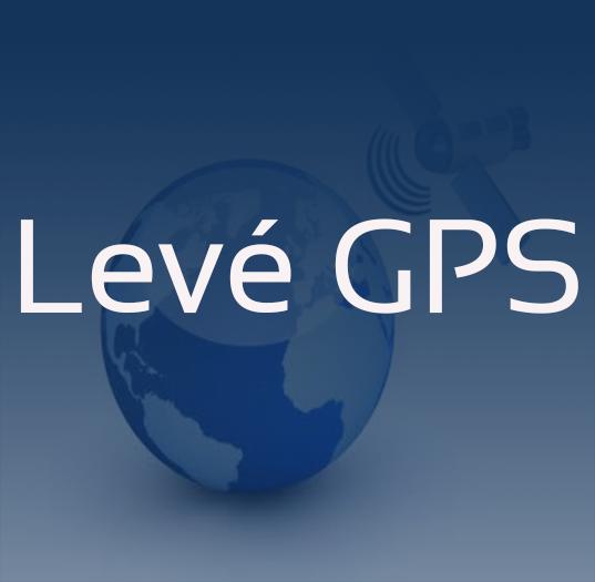 Levé GPS